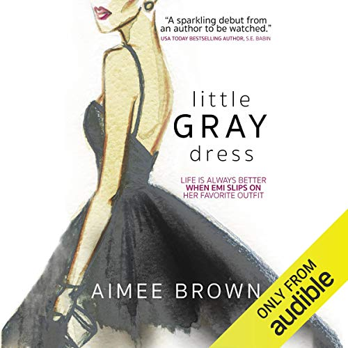 Couverture de Little Gray Dress