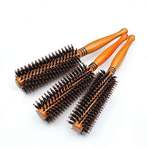 YALTOL Double Face Poignée Grande Dent Emmêlé Peigne Cheveux Bouclés Dos De Style Salon De Coiffure Hommes Peigne Huile Barbe Peigne À Dents Larges