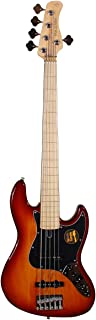 Sire Marcus Miller V7 VINTAGE Alder-5 FL (2ª generación) TS Bass Freless Tabaco Sunburst