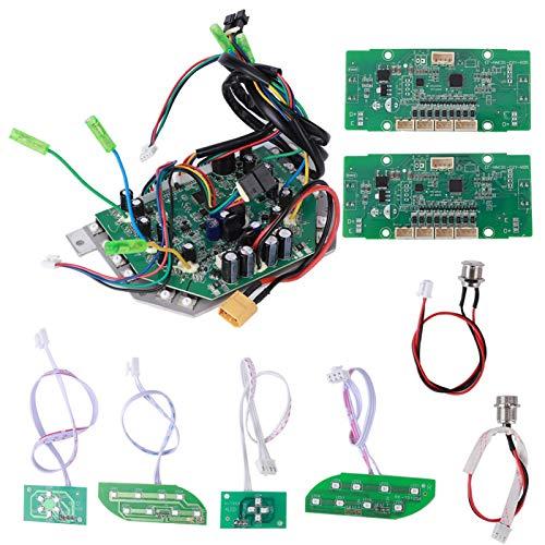 Controlador de Placa Base Seguro Controlador de Placa de Circuito Aleación de...