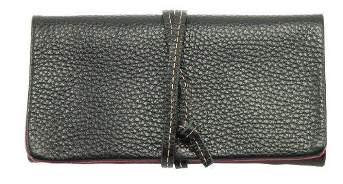ライテック 灰皿・喫煙具 ブラックピンク 16.5×2×9.2cm