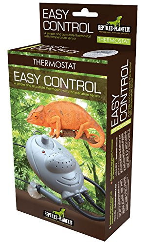 Reptiles Planet thermostaat voor terrarium reptiele Easy Control