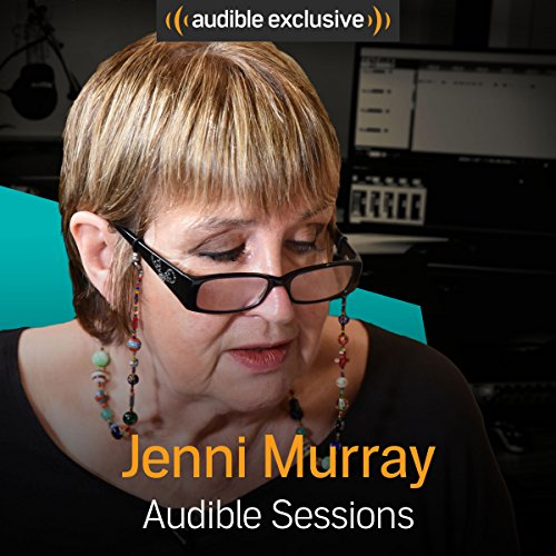 Jenni Murray audiobook cover art