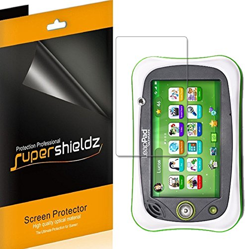 (3 Pack) Supershieldz for Leapfrog LeapPad Ultimate Screen Protector, High Definition Clear Shield (PET)