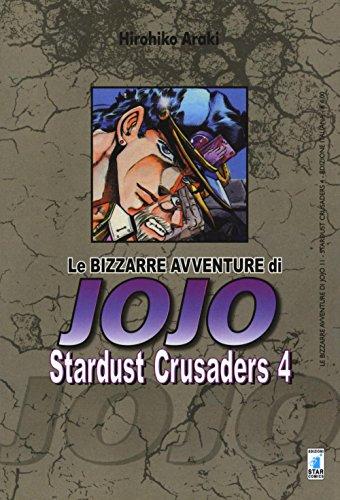 Stardust crusaders. Le bizzarre avventure di Jojo (Vol. 4)