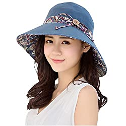 ddbc9edd3fd This HindaWi is a favorite among best sun protection hats. Not only does it  sport a wide brim and UPF 50+ material that block out harmful sun rays