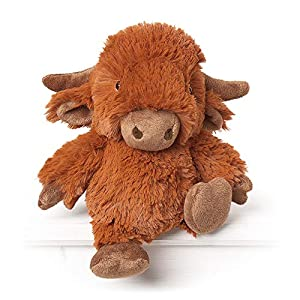 All Creatures AP6QF009 Hamish The Highland Cow - Peluche Mediano
