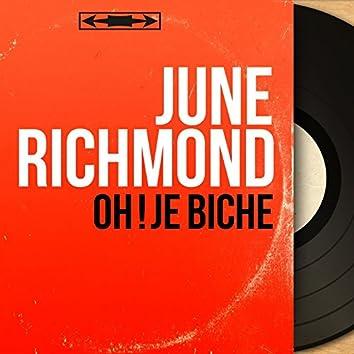 Oh ! Je biche (feat. Jacques Brienne Et Son Orchestre) [Mono version]