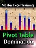 Pivot Table Domination