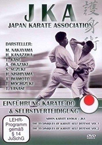 JKA Japan Karate Association Einführung Karate-Do & Selbstverteidigung