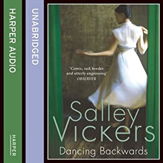 Dancing Backwards                   By:                                                                                                                                 Salley Vickers                               Narrated by:                                                                                                                                 Jilly Bond                      Length: 6 hrs and 46 mins     19 ratings     Overall 4.0