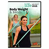 Cathe LITE Body Weight & Bands - Low Impact Resistance Band Workout DVD