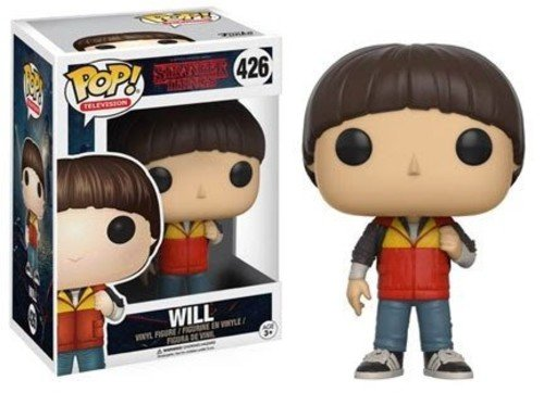 Funko - Pop! Vinilo Coleccion Stranger Things - Figura Will (13325)