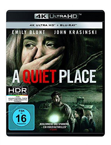 A Quiet Place (4K Ulta HD) (+ Blu-ray 2D)