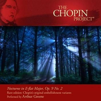 Nocturne in E-Flat Major, Op. 9 No. 2 Rare Edition: Chopin's Original Embellishment Variants