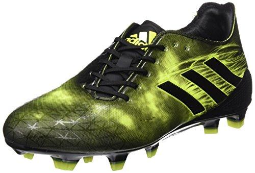 adidas Crazyquick Malice FG–Fußballschuh Herren, Schwarz–(Negbas/Negbas/Amasol) 391/3