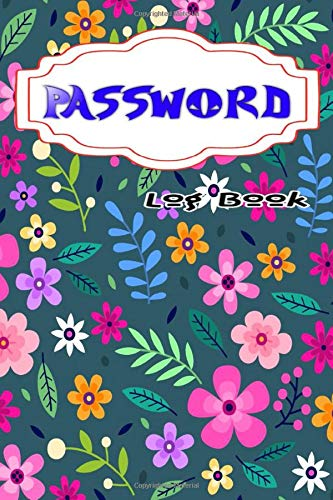 Password Keeper: WTF Is My Password Internet Address Password Logbook Matte Cover Design White Paper Sheet Size 6 X 9 Inch ~ Tracker - Userna # Alphabetical 104 Page Quality Print.