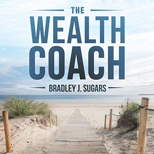 The Wealth Coach audiobook cover art