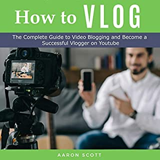 How to Vlog cover art
