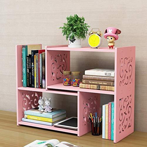 CKH creatieve computer bureau boekenplank mode bureau boekenkast office opslag rack eenvoudige multifunctionele boekenplank