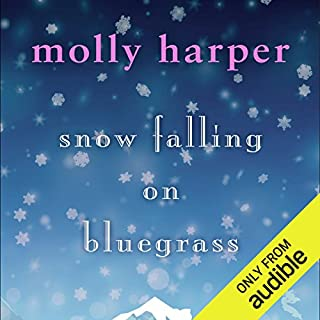 Snow Falling on Bluegrass                   Written by:                                                                                                                                 Molly Harper                               Narrated by:                                                                                                                                 Amanda Ronconi                      Length: 6 hrs and 7 mins     3 ratings     Overall 4.7
