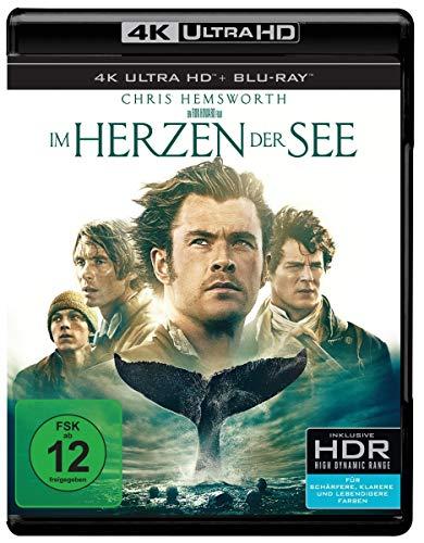 Im Herzen der See (4K Ultra HD + 2D-Blu-ray) (2-Disc Version) [Blu-ray]