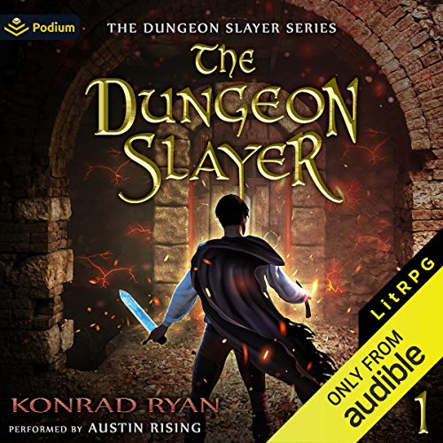 The Dungeon Slayer cover art