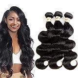 Best Grade Of Human Hair Weaves - 3 Bundles deal 8A Brazilian Human Hair Body Review
