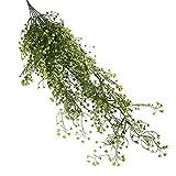 CIELLTE Fleurs Artificielles Lavande 10 Têtes de Fleurs Bouquet de Lavande Fleurs en Soie Décoration de Maison