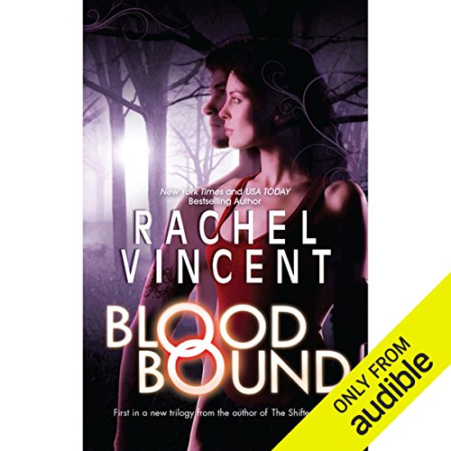 Blood Bound audiobook cover art