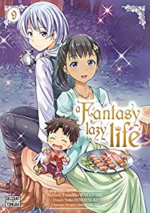 A fantasy lazy life Edition simple Tome 9