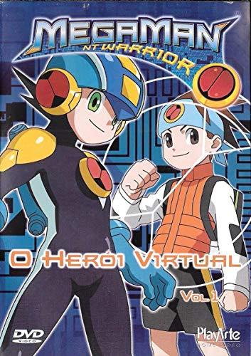 Megaman O Herói Virtual Volume 1