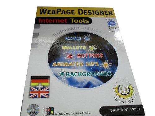 Preisvergleich Produktbild WebPage Designer version 2.0: Internet Tools