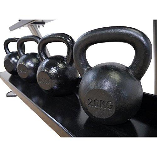 POWER EXTREME Kettlebell, guss. 4kg - 40kg (10kg)