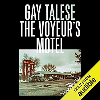 The Voyeur's Motel audiobook cover art