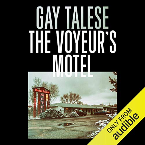 Couverture de The Voyeur's Motel