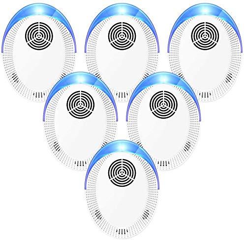 Bocianelli Ultrasonic Pest Repeller 6 Pack