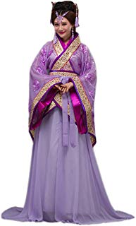 Ez-sofei Women's Ancient Chinese Traditional Cosplay Costume Hanfu Dress