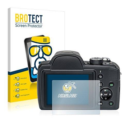 BROTECT Panzerglas Schutzfolie kompatibel mit Medion Life P44029 (MD 86929) - AirGlass, extrem Kratzfest, Anti-Fingerprint, Ultra-transparent
