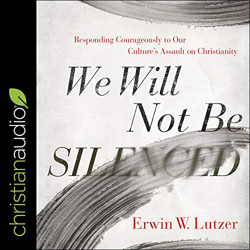 We Will Not Be Silenced cover art