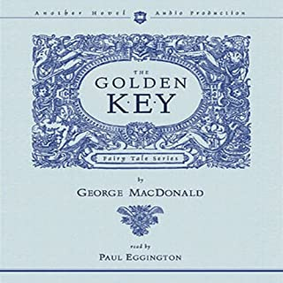 The Golden Key audiobook cover art