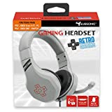 Subsonic Retro Gaming Headset - Gamer Headset for Nintendo Switch - PS4 - Xbox One - PC (PS4//xbox_one//)