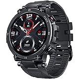 Smartwatch Hombre Mujer Reloj Inteligente con Pulsómetro,...