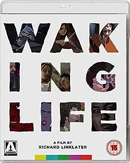 Waking Life Dual Format Region B and PAL Region 2 UK