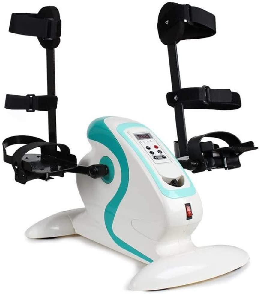 Fitness Motorized Pedal Exercise Bike Leg with Electr Fees free OFFicial Protector