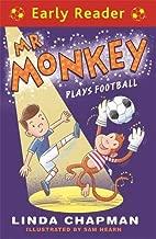 MR Monkey Plays Football (Early Reader)