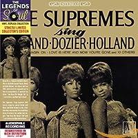 Sing Holland/Dozier/Holland