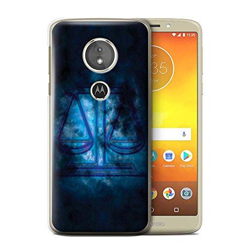 Stuff4 telefoonhoesje/hoes voor Motorola Moto E5 2018/Weegschaal/Schalen Design/Zodiac Star Sign Collection