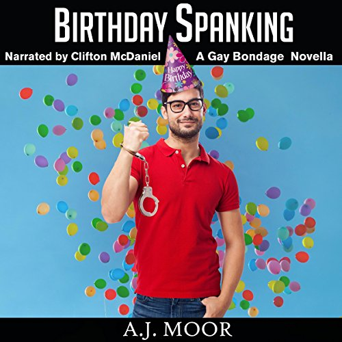 Birthday Spanking cover art