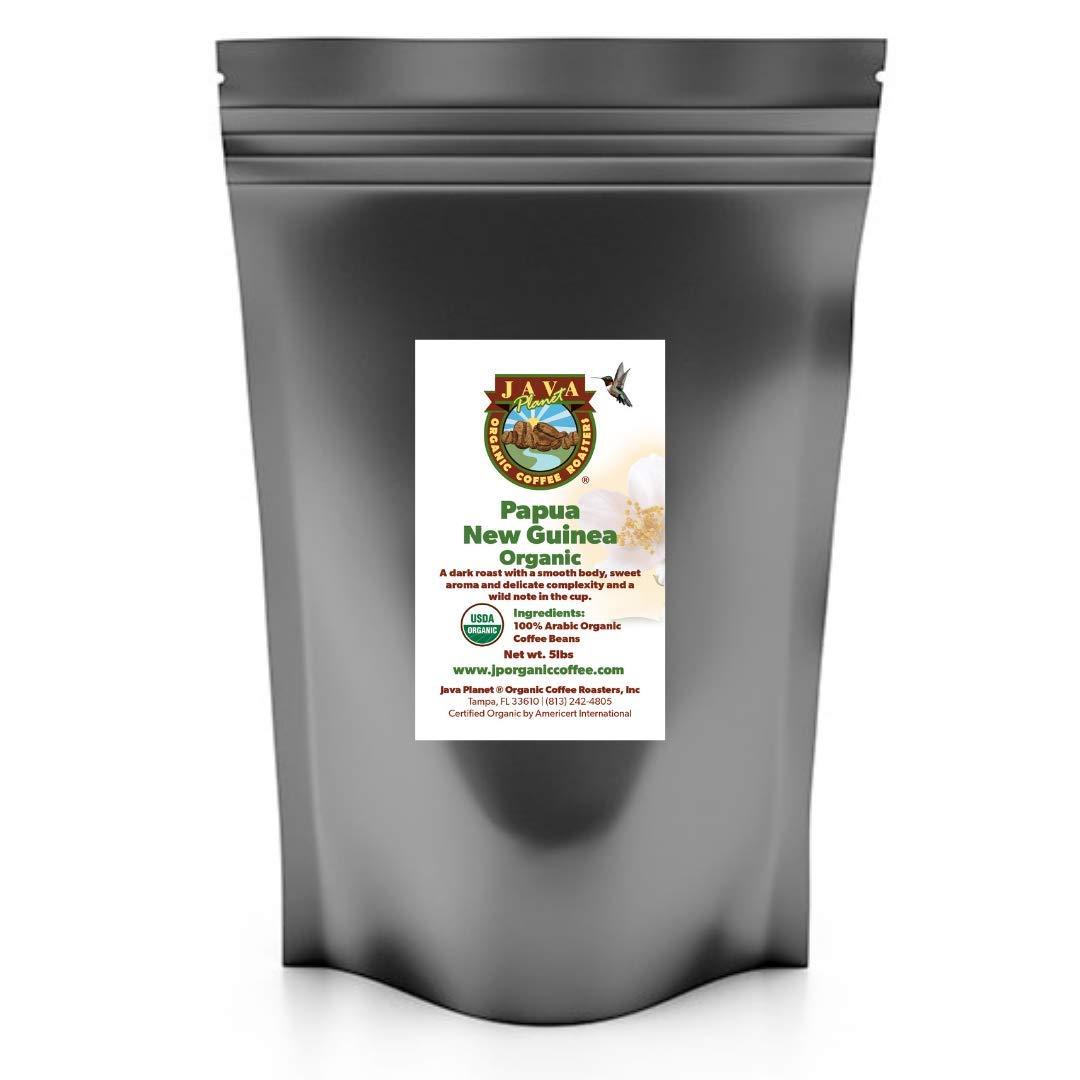 Java Planet Organic Coffee Beans NEW New Cheap super special price Single Origi Guinea Papua